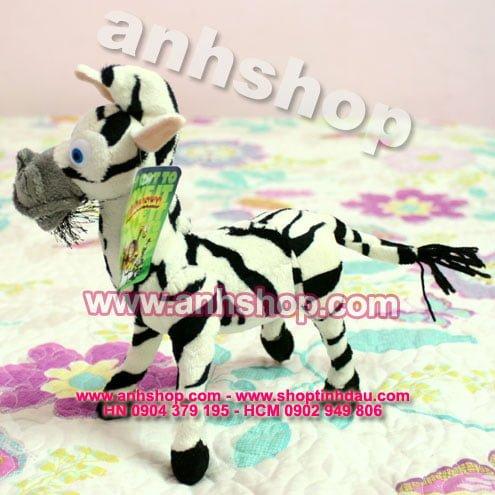 Madagascar - Ngựa vằn Marty